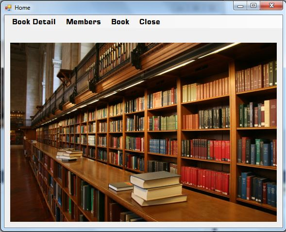 Free Download Library Management System Lms Project In Vb With Source Code And Database Microsoft Access 2013 With Document Kashipara